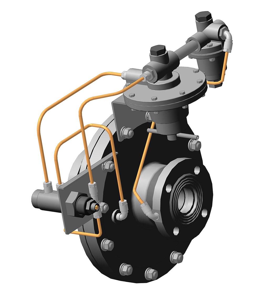 регуляторы давления газа рдп