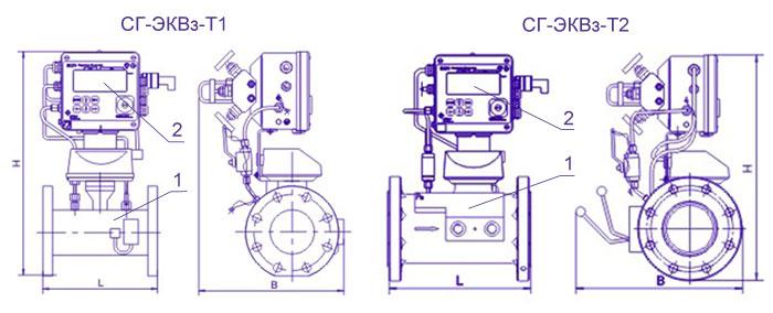 СГ - ЭКВз - Р - 0,75 - 40/1,6 (1:50) слева